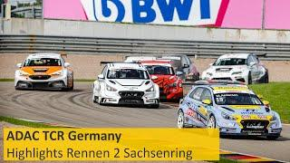 2021 TCR Germany   Round 10   Sachsenring HLTS