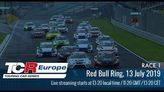 2019 Red Bull Ring, TCR Europe Round 7 in full