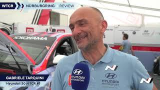 2019 Nurburgring, FIA WTCR - Hyundai Review
