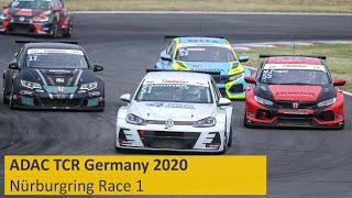 2020 TCR Germany | Round 3 | Nurburgring