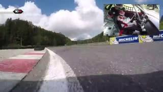 2016 Salzburgring, TCR - GoPro Onboard lap with Michela Cerruti