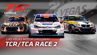 2019 Las Vegas, TC America Round 16 in full