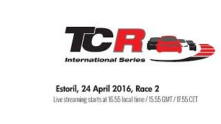 2016 Estoril, TCR Round 4