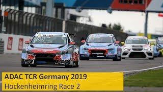 2019 Hockenheim, TCR Germany Round 12 in full