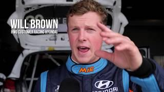 2019 The Bend, TCR Australia - Will Brown & James Moffat speak after FP1 incident