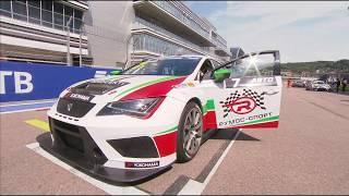 RCRS 6 stage 2018. Touring/TCR Russia. Race 1 | СМП РСКГ 2018. 6-й этап. Туринг. Гонка 1