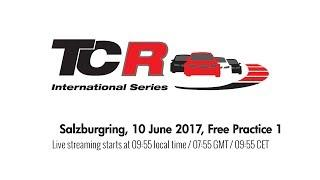 2017 Salzburgring, TCR Free Practice 1 in full
