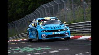 2019 Nurburgring, FIA WTCR - Lynk & Co Cyan Racing Review