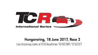 2017 Hungaroring, TCR Round 12 in full