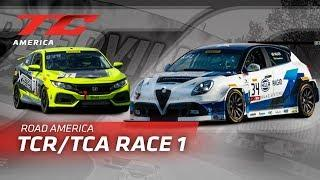 2019 Road America, TC America Round 13 in full