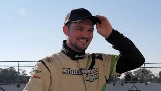 2019 Winton, TCR Australia Test. Interview with Jimmy Vernon