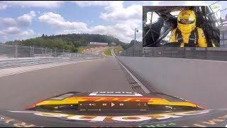 2019 Spa, TCR Europe. Onboard lap with Tom Coronel
