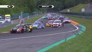 2019 Spa, TCR Europe Round 6 in full