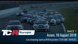 2018 Assen, TCR Europe Round 9 in full