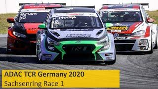 2020 TCR Germany | Round 7 | Sachsenring