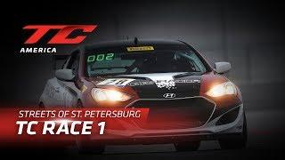 2019 St Petersburg, TC America Round 3 in full