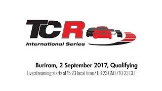 2017 Buriram, TCR Qualifying