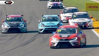 Let's Start. TCR, compilation of race starts