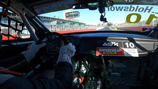 2021 TCR Australia | Lee Holdsworth's hot lap of Mount Panorama in Alfa Romeo TCR