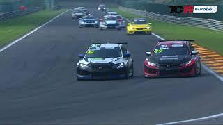 2018 Spa, TCR Europe Round 5 Clip